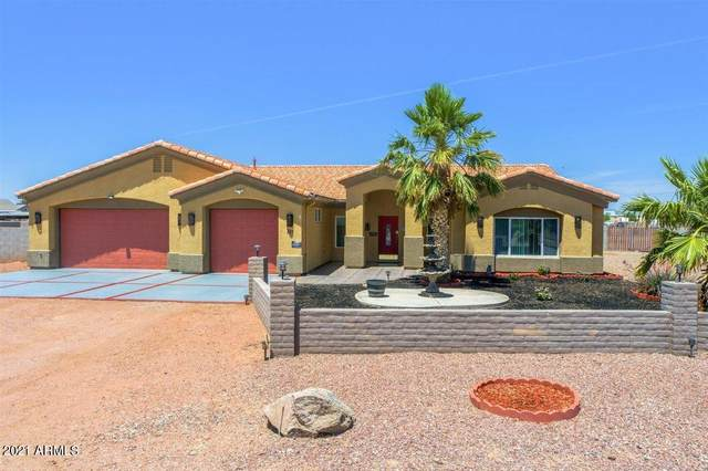 197 N Pottebaum Road, Casa Grande, AZ 85122 (MLS #6234350) :: Yost Realty Group at RE/MAX Casa Grande