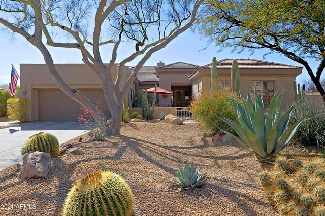 6717 E Brilliant Sky Drive, Scottsdale, AZ 85266 (MLS #6234360) :: Balboa Realty