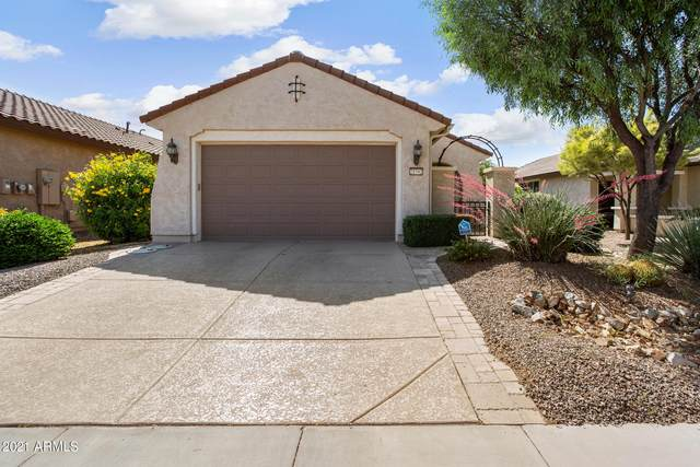 21792 N 261ST Avenue, Buckeye, AZ 85396 (MLS #6234371) :: RE/MAX Desert Showcase