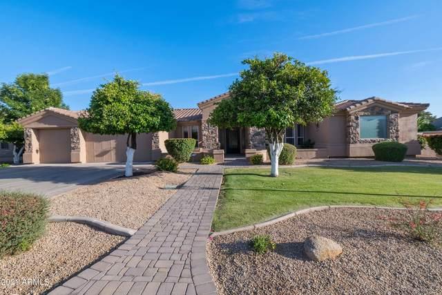 4431 E Ford Avenue, Gilbert, AZ 85234 (MLS #6234396) :: Yost Realty Group at RE/MAX Casa Grande