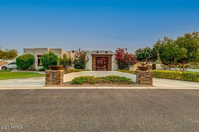 5737 W Creekside Lane, Queen Creek, AZ 85142 (MLS #6234403) :: Yost Realty Group at RE/MAX Casa Grande