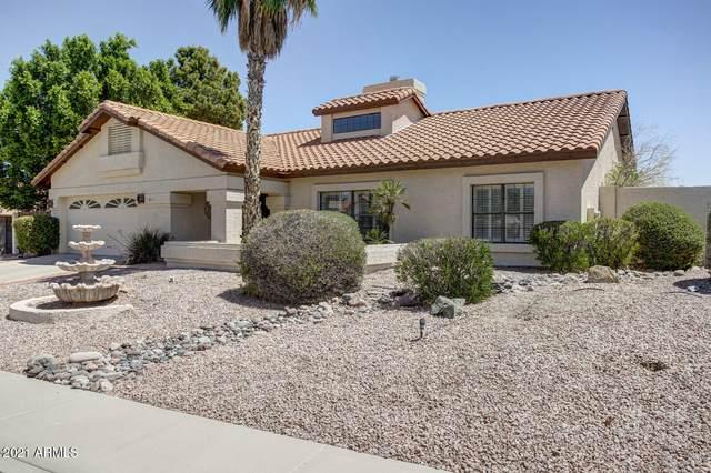 6122 E Saddleback Street, Mesa, AZ 85215 (MLS #6234407) :: Howe Realty