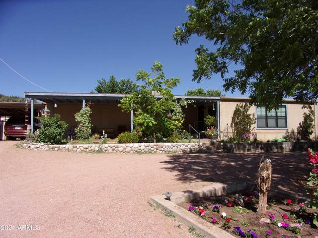 358 N Sunset Circle, Payson, AZ 85541 (MLS #6234420) :: Service First Realty