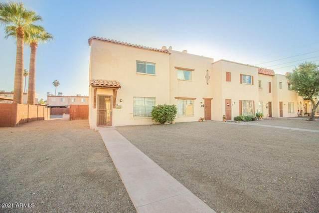 4625 W Thomas Road #14, Phoenix, AZ 85031 (MLS #6234421) :: Yost Realty Group at RE/MAX Casa Grande