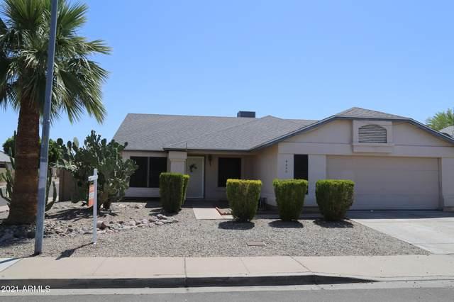 19809 N 45TH Avenue, Glendale, AZ 85308 (MLS #6234428) :: Howe Realty