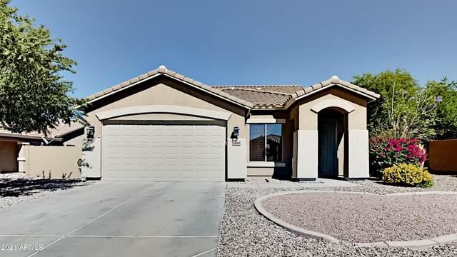 33069 N Roadrunner Lane, Queen Creek, AZ 85142 (MLS #6234433) :: Howe Realty