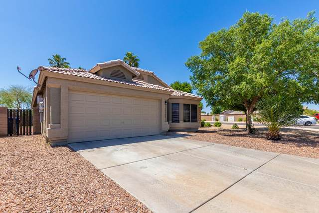 15702 N Naegel Drive, Surprise, AZ 85374 (MLS #6234435) :: Yost Realty Group at RE/MAX Casa Grande