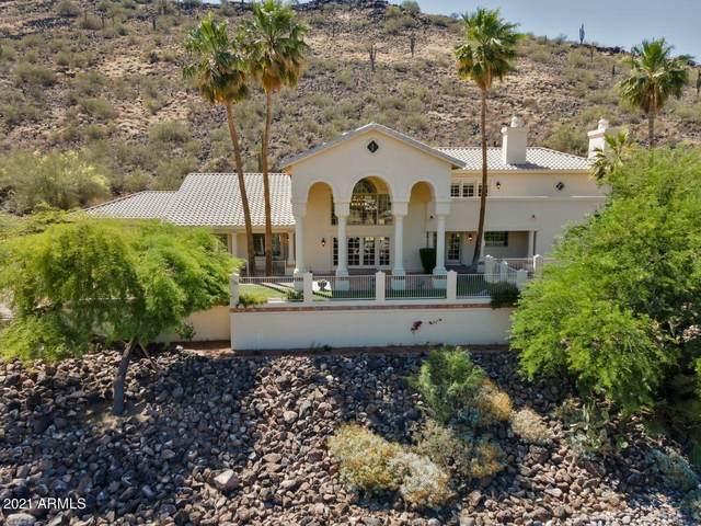 13840 N Coral Gables Drive, Phoenix, AZ 85023 (MLS #6234442) :: Sheli Stoddart Team   M.A.Z. Realty Professionals
