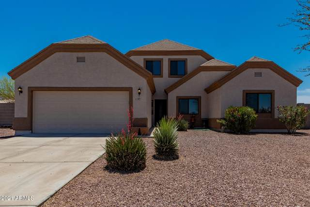 13893 S Amado Boulevard, Arizona City, AZ 85123 (MLS #6234463) :: Service First Realty