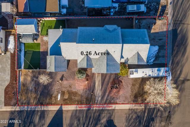 895 Hereford Drive, Williams, AZ 86046 (MLS #6234469) :: Elite Home Advisors