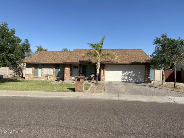 20807 N 16TH Avenue, Phoenix, AZ 85027 (MLS #6234472) :: Midland Real Estate Alliance