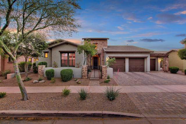 17460 N 94TH Place, Scottsdale, AZ 85255 (MLS #6234488) :: The Riddle Group