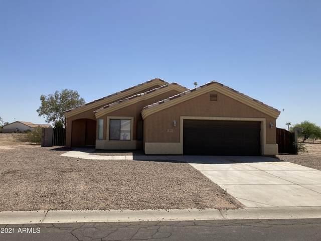 14773 S Vera Cruz Road, Arizona City, AZ 85123 (MLS #6234501) :: RE/MAX Desert Showcase