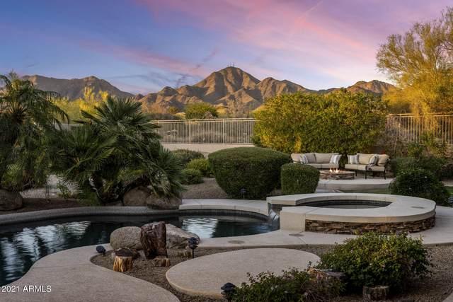 10756 E Ludlow Drive, Scottsdale, AZ 85255 (MLS #6234504) :: My Home Group