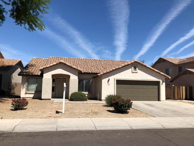 9651 N 85TH Drive, Peoria, AZ 85345 (#6234511) :: The Josh Berkley Team