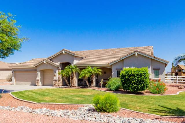 8828 W Prospector Drive, Queen Creek, AZ 85142 (MLS #6234527) :: Yost Realty Group at RE/MAX Casa Grande