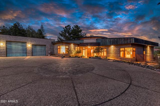 80 E Wing Drive, Sedona, AZ 86336 (MLS #6234536) :: Keller Williams Realty Phoenix
