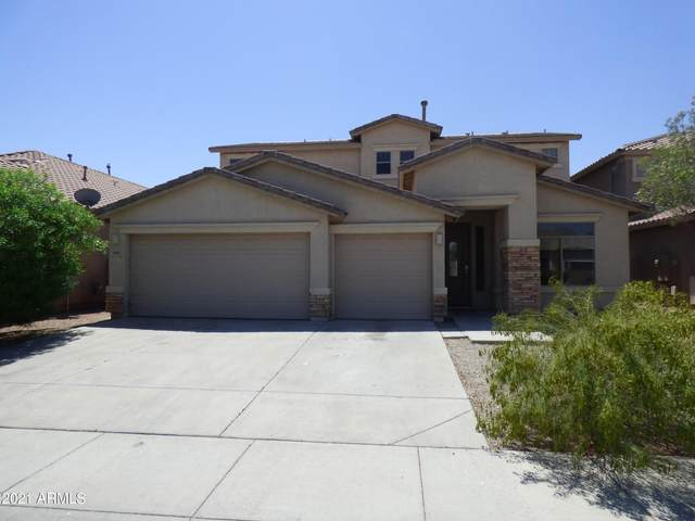 5617 W Carson Road, Laveen, AZ 85339 (MLS #6234542) :: Long Realty West Valley