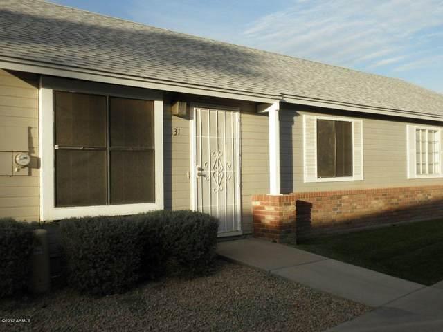 5960 W Oregon Avenue #131, Glendale, AZ 85301 (#6234550) :: Long Realty Company