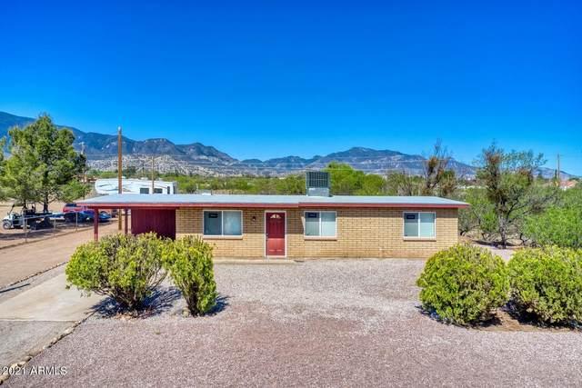 5056 S Santa Elena Avenue, Sierra Vista, AZ 85650 (MLS #6234554) :: ASAP Realty