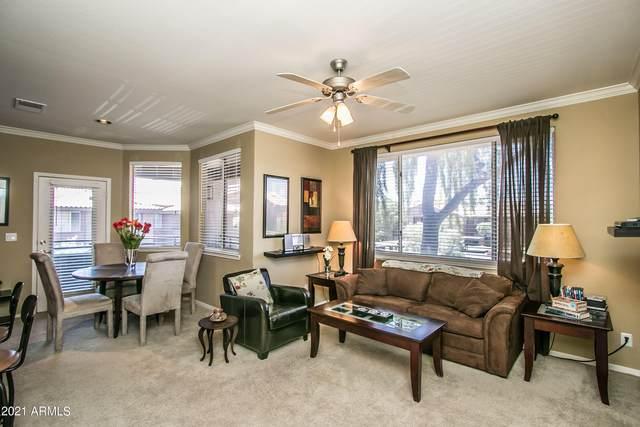 7009 E Acoma Drive #2138, Scottsdale, AZ 85254 (MLS #6234561) :: Sheli Stoddart Team | M.A.Z. Realty Professionals