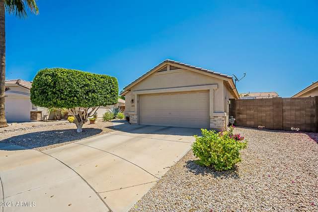 19819 N 34TH Place, Phoenix, AZ 85050 (MLS #6234582) :: The Newman Team