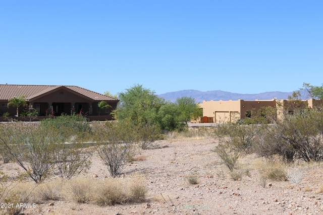 0000 Percheron Road, Wickenburg, AZ 85390 (MLS #6234585) :: RE/MAX Desert Showcase