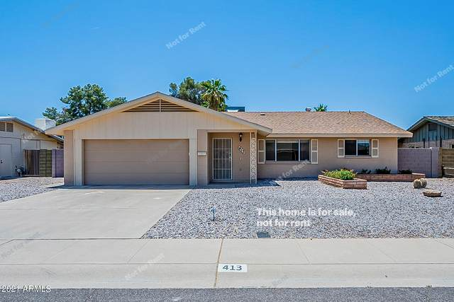 413 E Fremont Drive, Tempe, AZ 85282 (MLS #6234597) :: Keller Williams Realty Phoenix