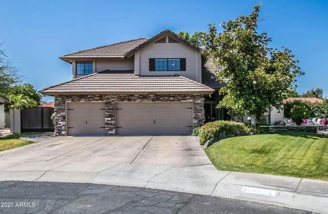8642 S Hazelton Lane, Tempe, AZ 85284 (MLS #6234607) :: Arizona 1 Real Estate Team