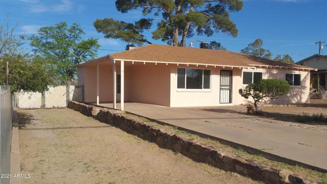 112 Mountain View Avenue, Bisbee, AZ 85603 (#6234614) :: Long Realty Company