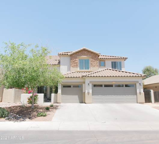 2056 E Carob Drive, Chandler, AZ 85286 (MLS #6234619) :: Keller Williams Realty Phoenix