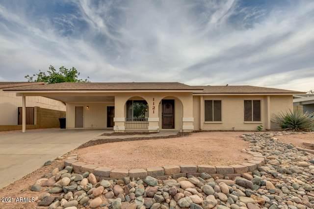 1121 W Laguna Azul Avenue, Mesa, AZ 85210 (MLS #6234630) :: The Luna Team