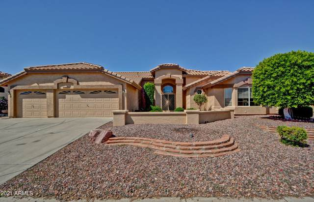 19822 N 87TH Drive, Peoria, AZ 85382 (MLS #6234632) :: Service First Realty