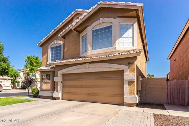 4628 E Ford Avenue, Gilbert, AZ 85234 (MLS #6234643) :: Keller Williams Realty Phoenix