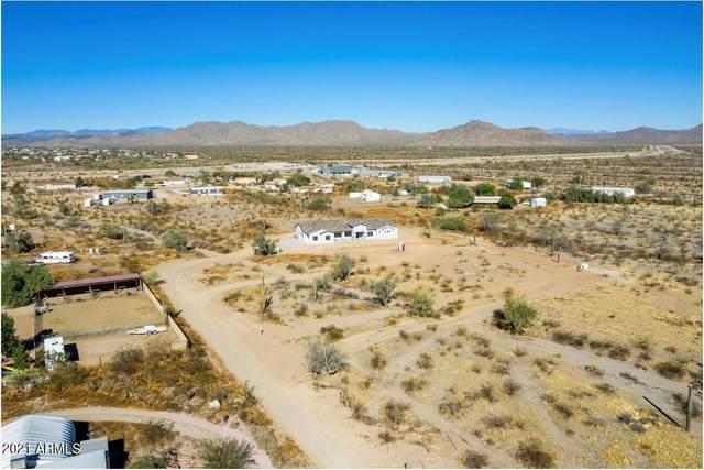 xxxx 164th Drive, Surprise, AZ 85387 (MLS #6234645) :: Midland Real Estate Alliance