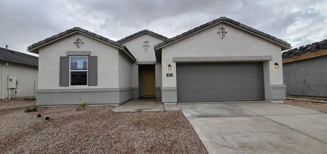 1831 W Cameron Boulevard, Coolidge, AZ 85128 (MLS #6234656) :: Yost Realty Group at RE/MAX Casa Grande