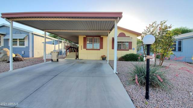 2233 E Behrend Drive #258, Phoenix, AZ 85024 (MLS #6234659) :: Hurtado Homes Group
