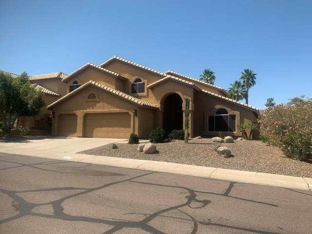 2108 E Tecoma Road, Phoenix, AZ 85048 (MLS #6234660) :: Executive Realty Advisors