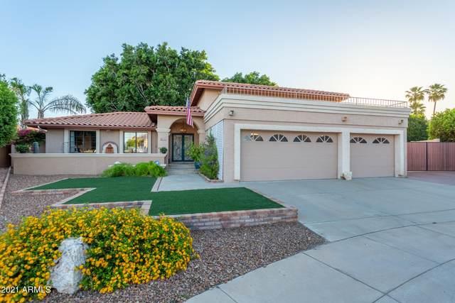 19008 N 71ST Lane, Glendale, AZ 85308 (MLS #6234661) :: Synergy Real Estate Partners