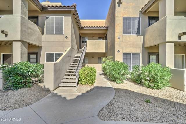 9451 E Becker Lane #2048, Scottsdale, AZ 85260 (MLS #6234663) :: Service First Realty