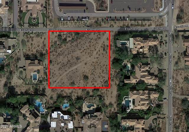12733 E Cochise Drive, Scottsdale, AZ 85259 (MLS #6234666) :: Openshaw Real Estate Group in partnership with The Jesse Herfel Real Estate Group