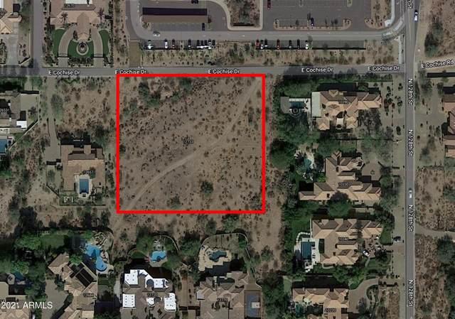 12733 E Cochise Drive, Scottsdale, AZ 85259 (MLS #6234666) :: The Ellens Team