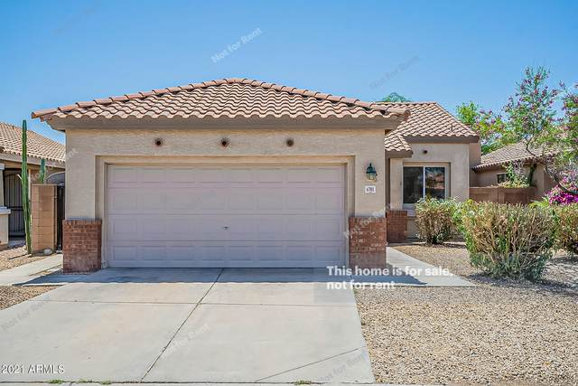6701 W Dublin Lane, Chandler, AZ 85226 (MLS #6234676) :: Openshaw Real Estate Group in partnership with The Jesse Herfel Real Estate Group