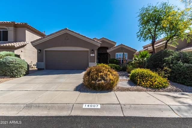 14007 N 102ND Street, Scottsdale, AZ 85260 (MLS #6234713) :: The Ellens Team