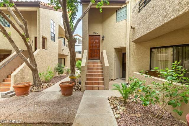 10301 N 70TH Street #206, Paradise Valley, AZ 85253 (MLS #6234731) :: Jonny West Real Estate