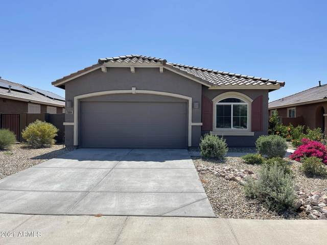 589 S 202ND Lane, Buckeye, AZ 85326 (MLS #6234752) :: CANAM Realty Group