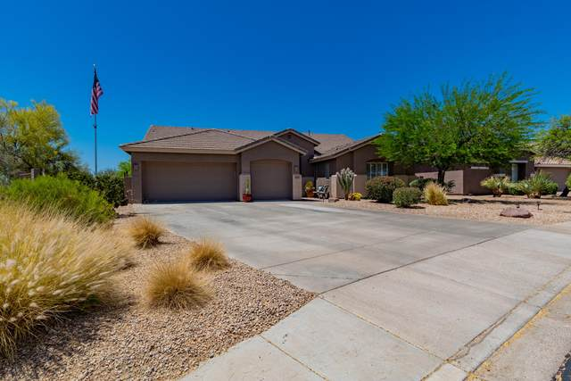 32240 N 50TH Street, Cave Creek, AZ 85331 (MLS #6234777) :: The Luna Team