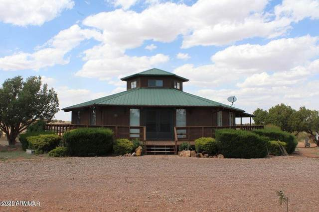 5061 Schneider Road, Snowflake, AZ 85937 (MLS #6234778) :: Service First Realty