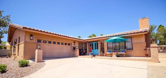 15452 E Mustang Drive, Fountain Hills, AZ 85268 (MLS #6234781) :: Zolin Group