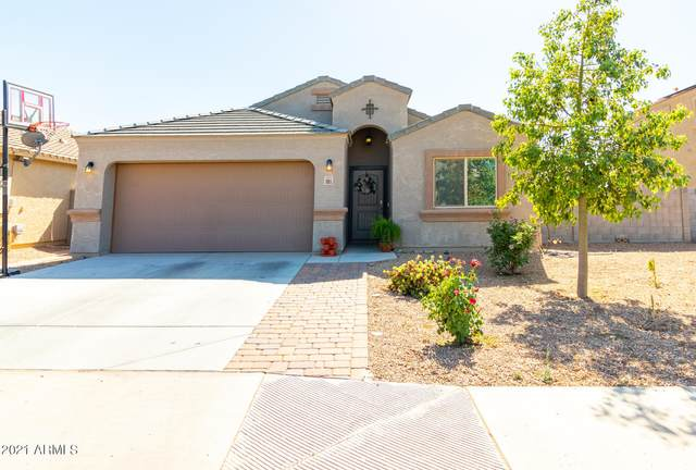 1865 N Lewis Place, Casa Grande, AZ 85122 (MLS #6234789) :: Arizona 1 Real Estate Team